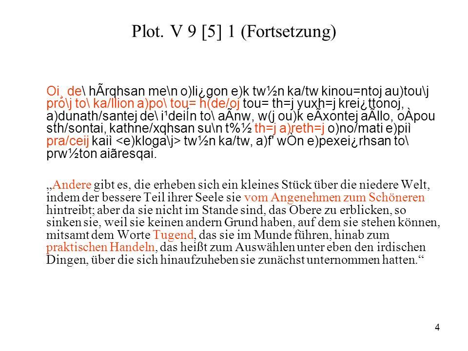 Plot. V 9 [5] 1 (Fortsetzung)